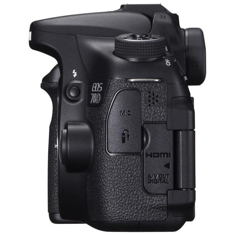 Canon EOS 70D + Tamron 16-300mm VC PZD