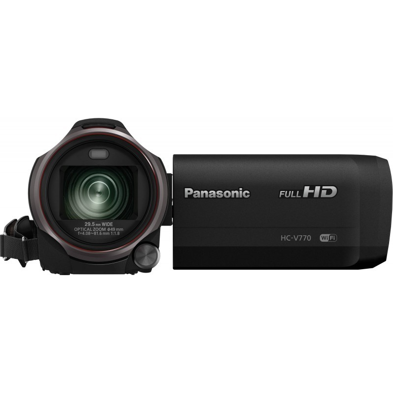 Panasonic HC-V770, black