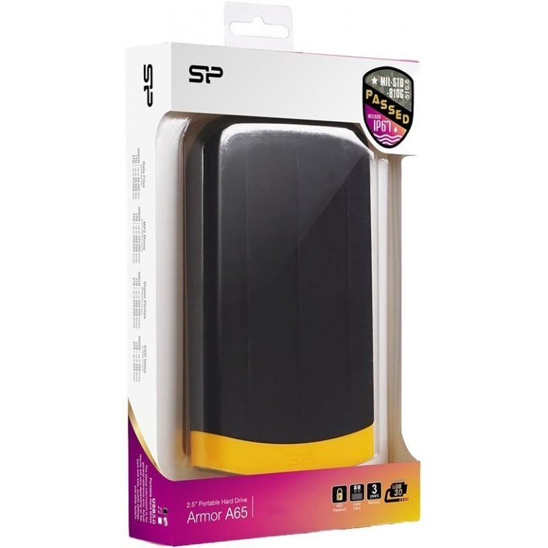 Silicon Power Armor A65 1TB, must