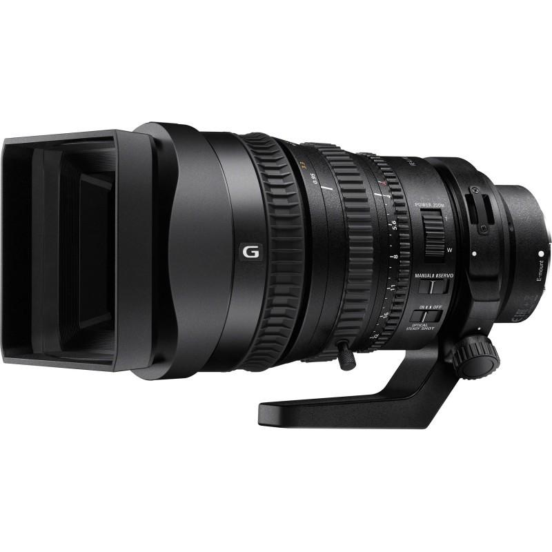 Sony FE PZ 28-135mm f/4 G OSS objektiiv