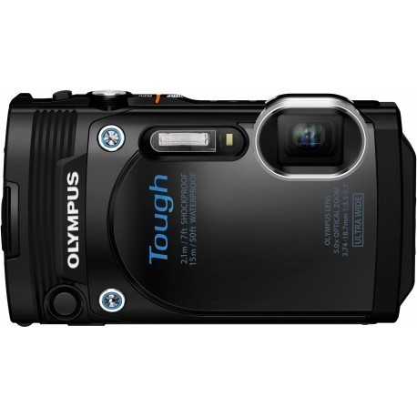 Olympus TG-860, must