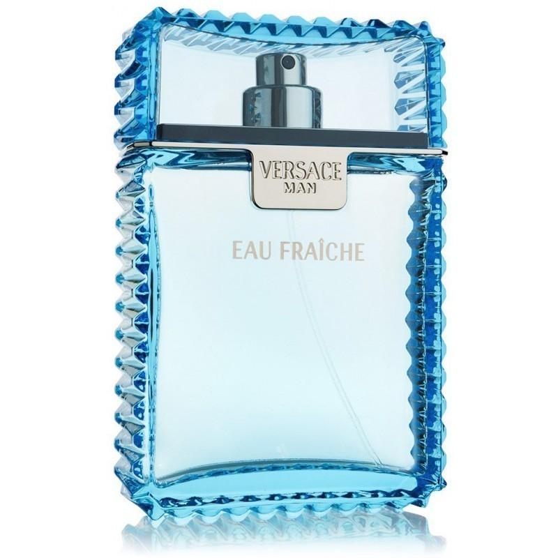 Versace Man Eau Fraiche Pour Homme Eau de Toilette 100ml