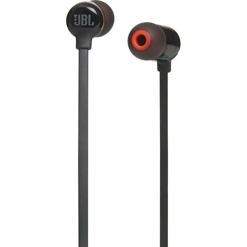JBL kõrvaklapid + mikrofon T110BT, must