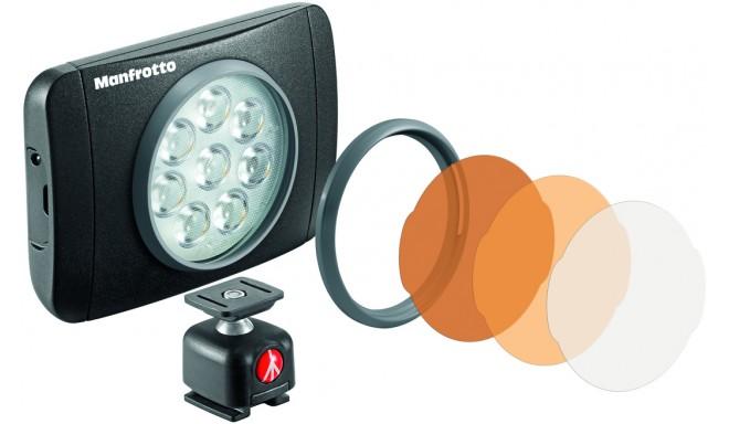 Manfrotto video gaismas avots Lumimuse 8 LED Light