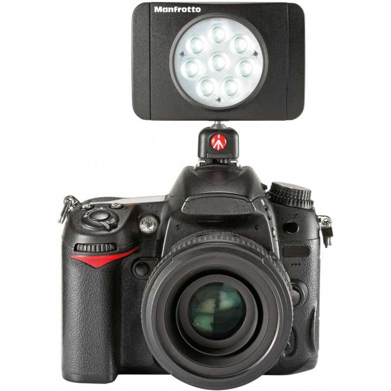 Manfrotto videovalgusti Lumie Muse LED Light