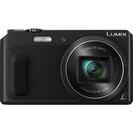 Panasonic Lumix DMC-TZ57, черный