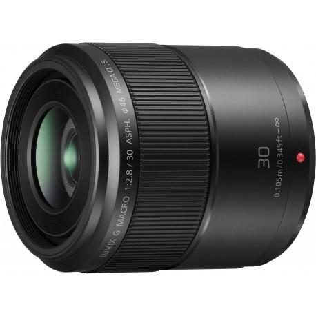Panasonic Lumix G Macro 30mm f/2.8 ASPH. MEGA O.I.S. lens