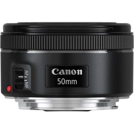 Canon EF 50мм f/1.8 STM объектив
