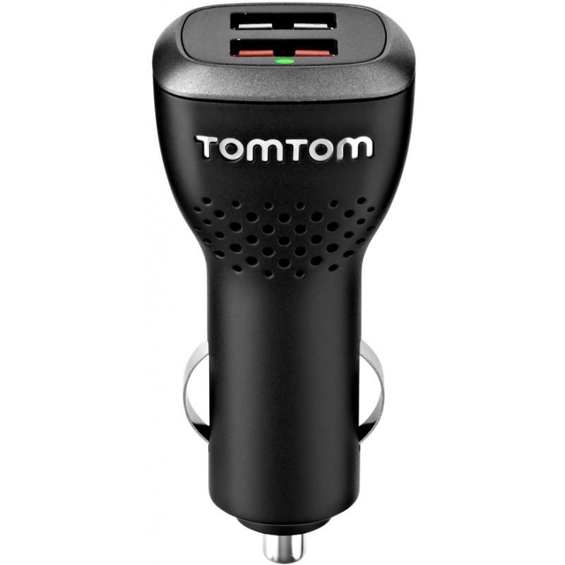 TomTom autolaadija 2xUSB GPS (UUC.001.22)