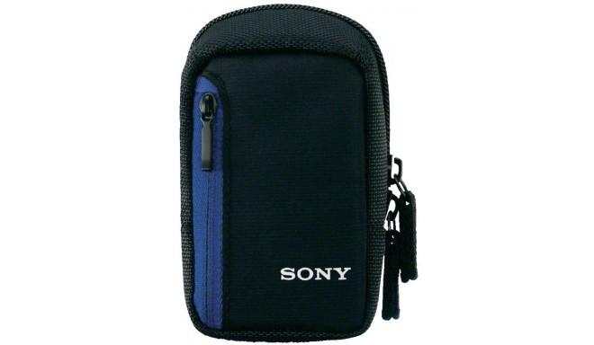 Sony futrālis LCS-CS2, melns/zils