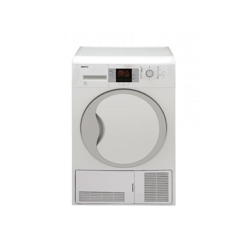suszarka do ubran beko dcu7330 dryer machines photopoint. Black Bedroom Furniture Sets. Home Design Ideas