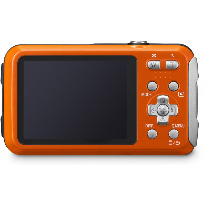 Panasonic Lumix DMC-FT30, orange