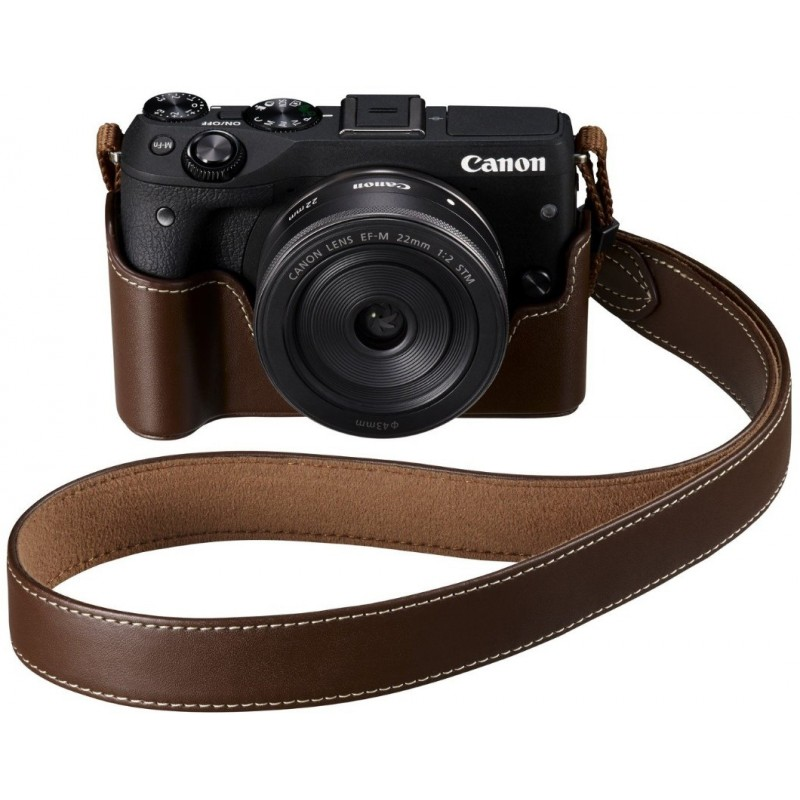 Canon EOS M3 + 18-55мм IS STM Premium Kit