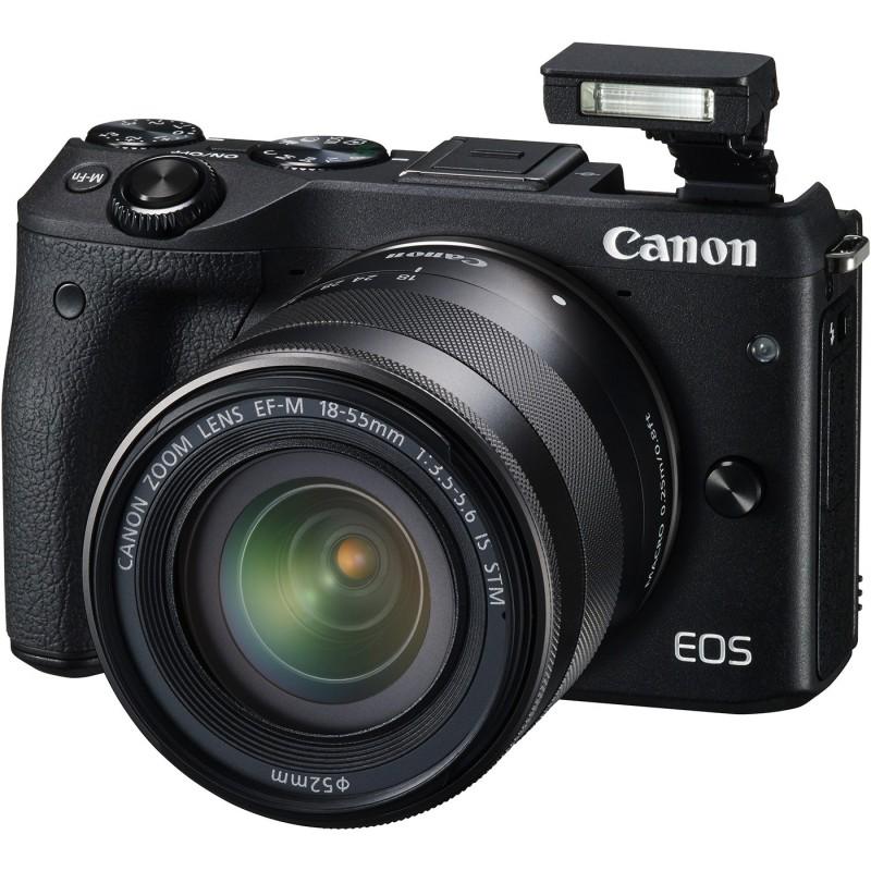 Canon EOS M3 + 18-55 IS STM Premium Kit