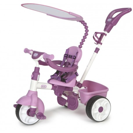 Little Tikes 4in1 Basic Edition kolmratas, pink
