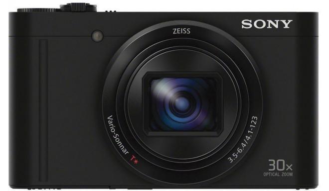 Sony DSC-WX500, must