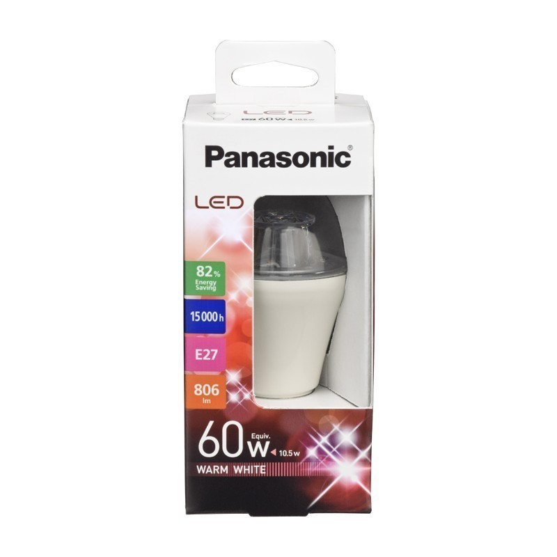 Panasonic LED lamp LDAHV11LCE 10,5W=60W