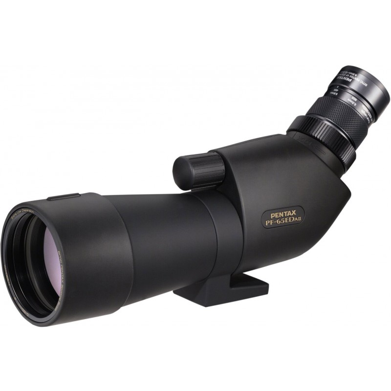 Pentax spotting scope PF-65EDAII + Zoom 20-60×