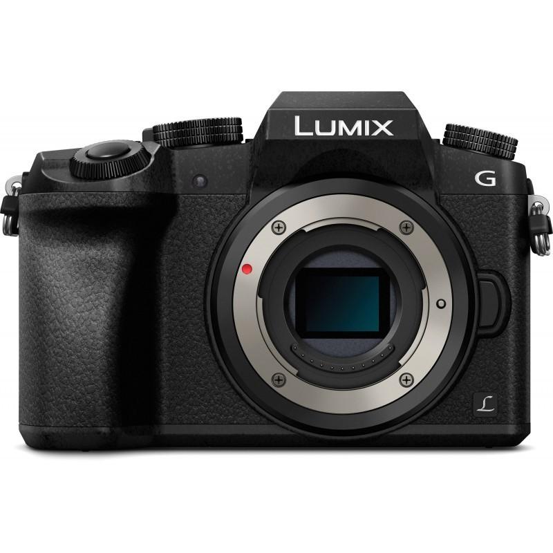 Panasonic Lumix DMC-G7 + 14-42mm Kit