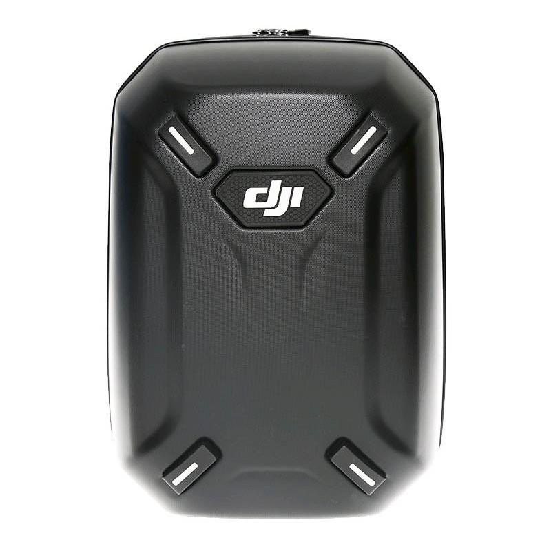 DJI Phantom 3 hardshell seljakott (DJI logo)