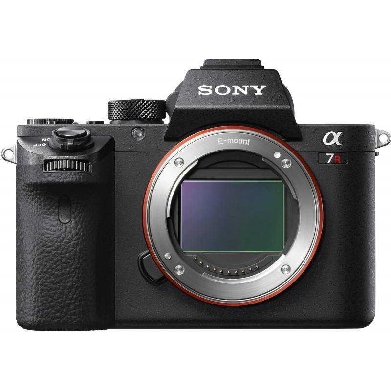 Sony a7R II, корпус