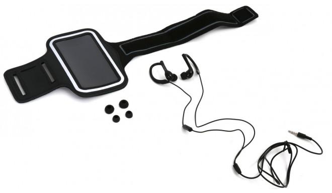 Platinet спортивный комплект, черный (42926)
