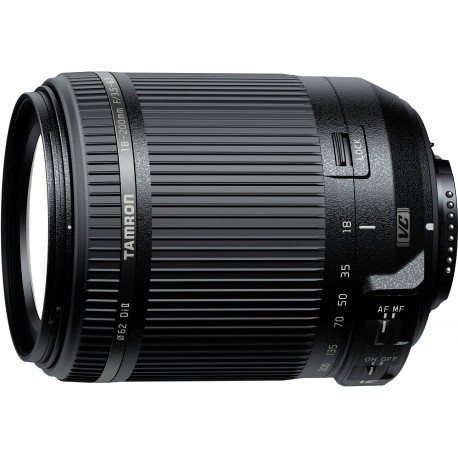 Tamron 18-200мм f/3.5-6.3 DI II VC объекив для Nikon