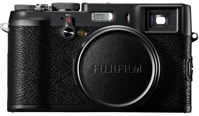 Fujifilm X100 Limited Edition, черный