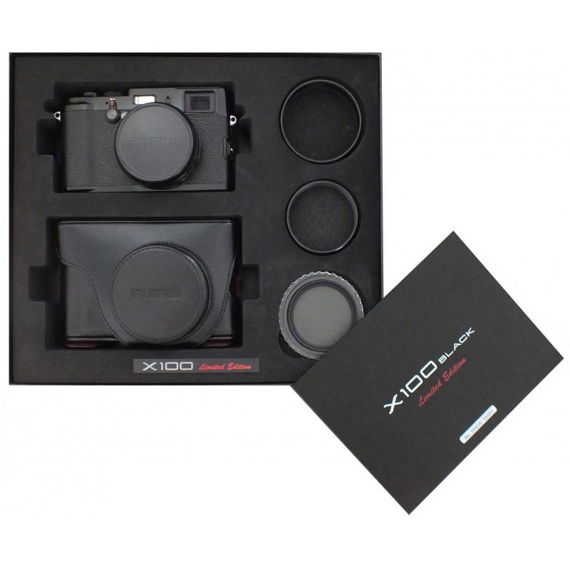 Fujifilm X100 Limited Edition, black