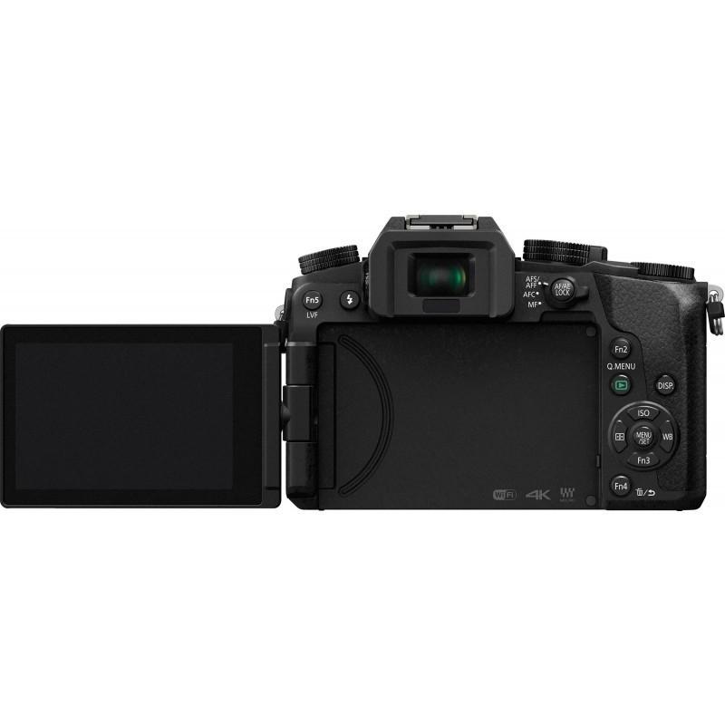 Panasonic Lumix DMC-G7 + 14-42mm + 45-150mm Kit, must