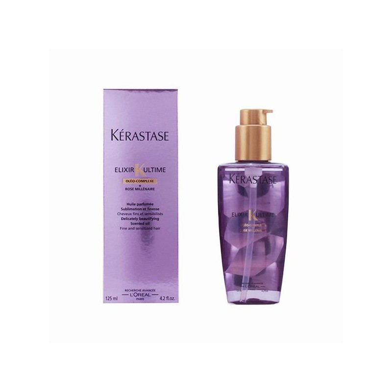 kerastase elixir ultime cheveux fins et sensibilis s 125 ml juuksemaskid photopoint. Black Bedroom Furniture Sets. Home Design Ideas