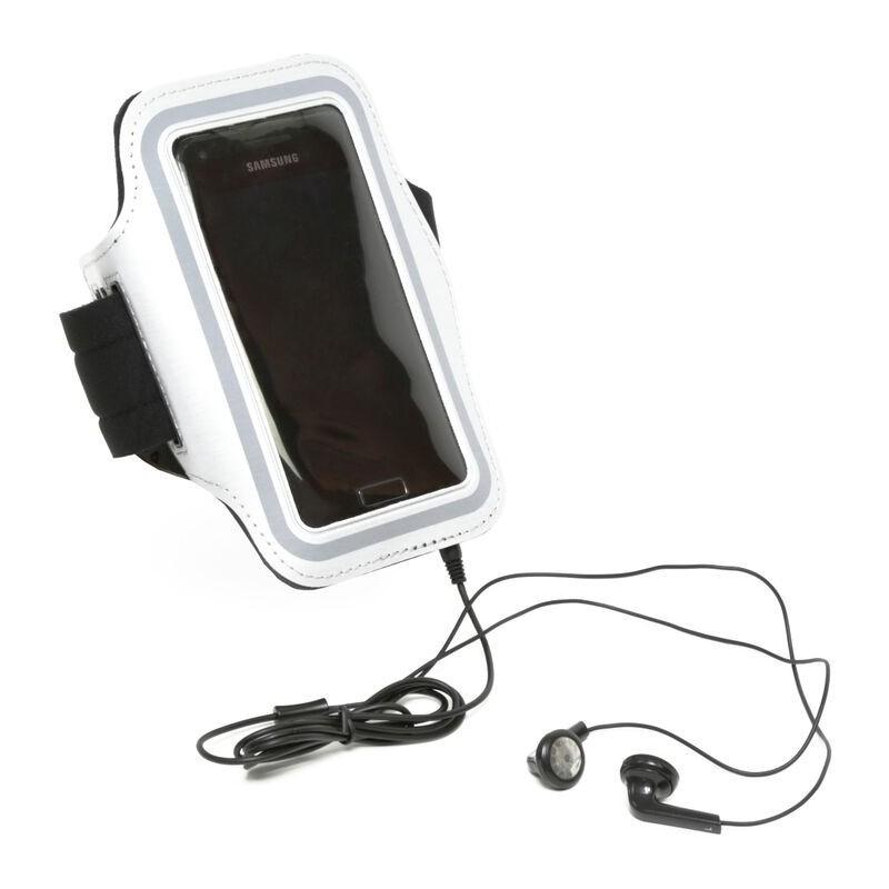 Porta telefono smartphone da braccio fascia da braccio - Porta ipod da braccio ...