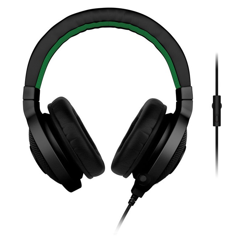 Razer kõrvaklapid + mikrofon Kraken Pro, must