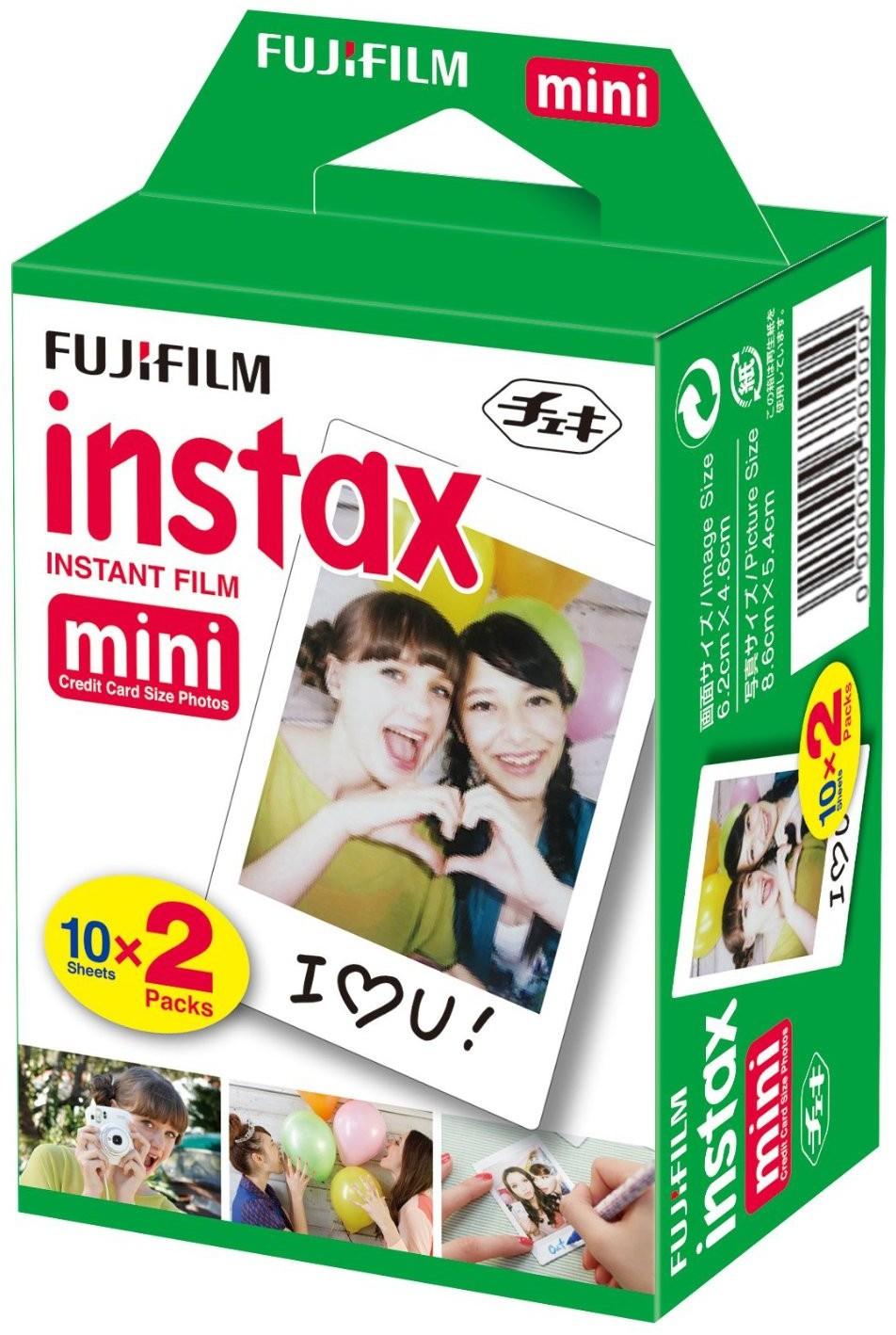 FujiFilm Instax Mini 10x2