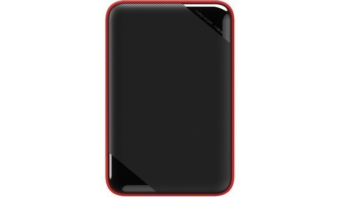 Silicon Power ārējais cietais disks Armor A62 1TB, melns