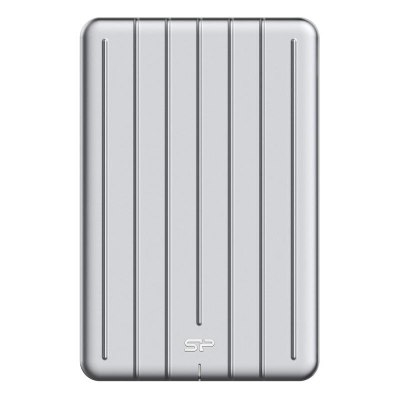 Silicon Power external hard drive Armor A75 1TB, silver