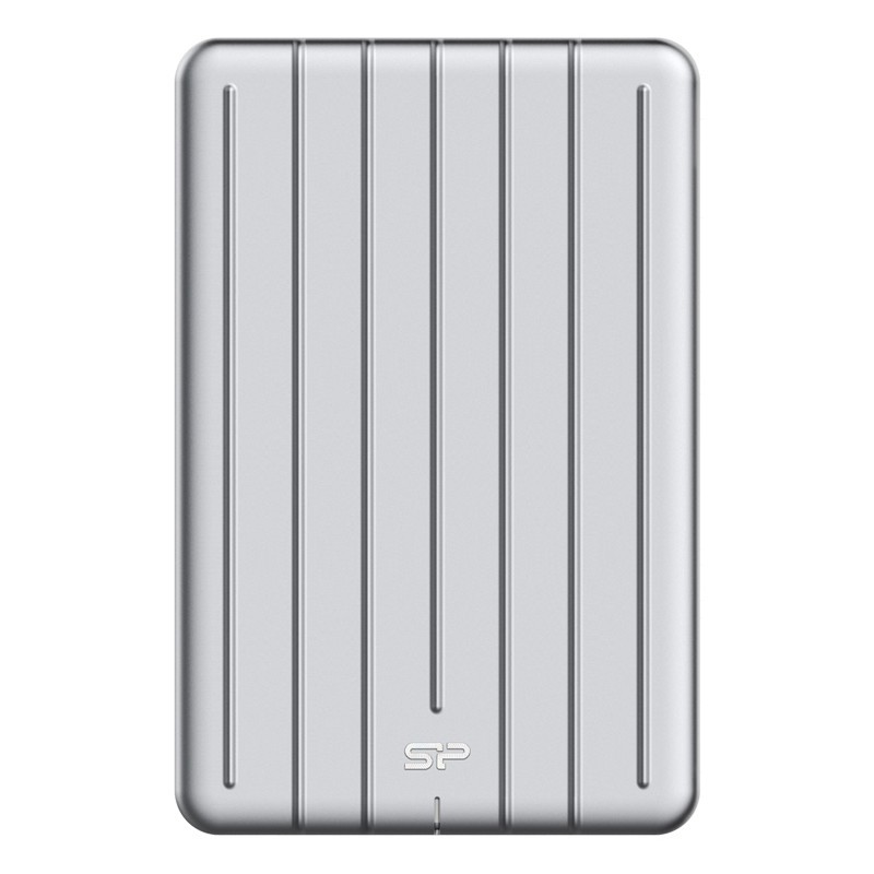 Silicon Power external hard drive Armor A75 1TB, silver