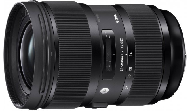 Sigma 24-35mm f/2.0 DG HSM Art objektiiv Nikonile