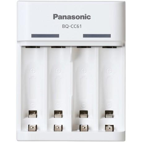 Panasonic eneloop lādētājs BQ-CC61USB