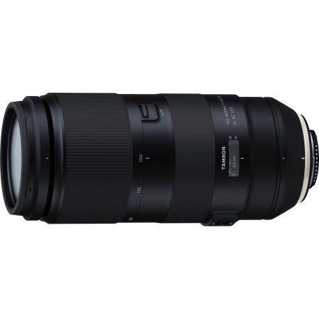 Tamron 100-400mm f/4.5-6.3 Di VC USD objektīvs priekš Nikon