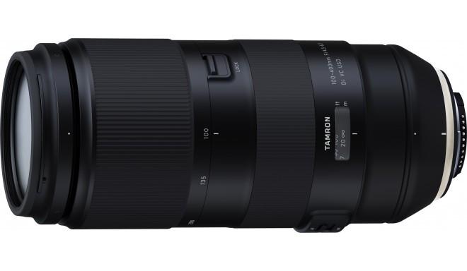 Tamron 100-400mm f/4.5-6.3 Di VC USD lens for Nikon