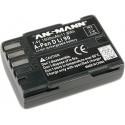 Ansmann battery (Pentax D-LI90, 1600 mAh)