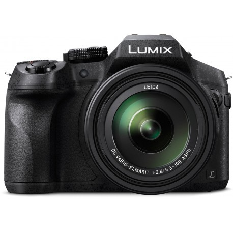 Panasonic Lumix DMC-FZ300, черный