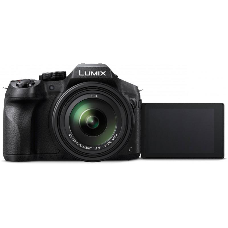 Panasonic Lumix DMC-FZ300, black