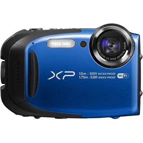 Fujifilm FinePix XP80, sinine