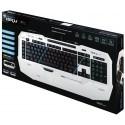 Roccat keyboard Isku FX RU, white (ROC-12-931)