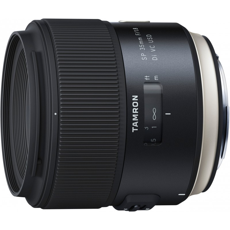 Tamron SP 35mm f/1.8 Di VC USD objektiiv Canonile