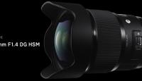 Теперь в продаже: объектив Sigma 20мм f/1.4 ART для полнокадровых камер Canon и Nikon