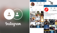 Переключайся между аккаунтами Instagram одним нажатием!