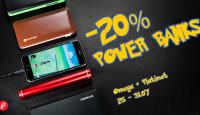 Приобрети power bank в Photopoint на 20% дешевле и поймай последних покемонов!